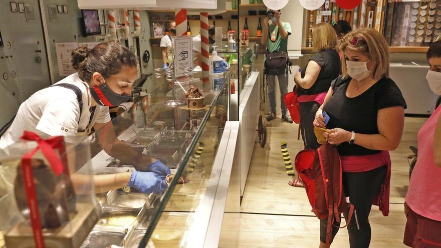 Tornen els gelats de Jordi Roca al Rocambolesc