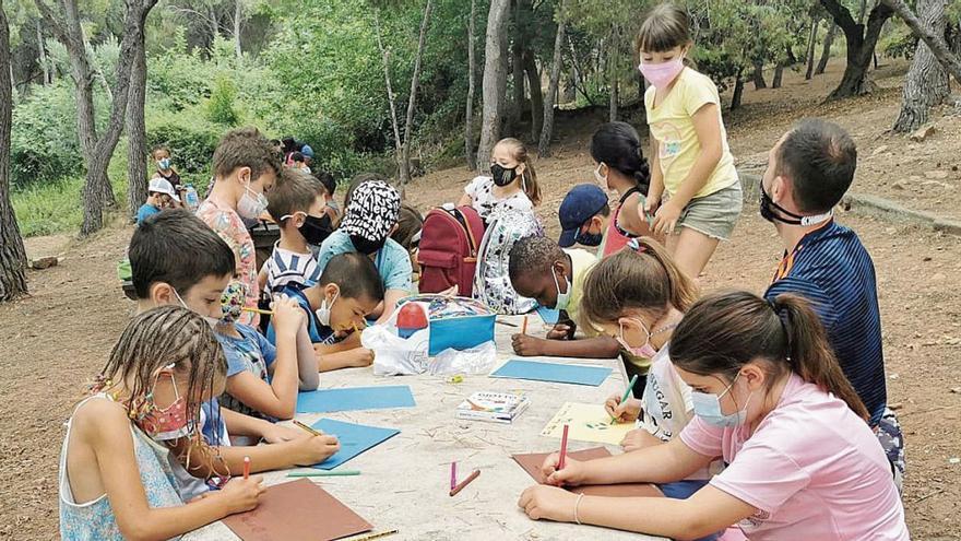 Almenara promou noves jornades sostenibles per al públic infantil