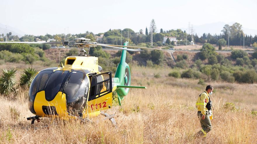El sindicato de bomberos solicita otorgar la Medalla al Mérito Profesional al compañero fallecido en el incendio de Sierra Bermeja