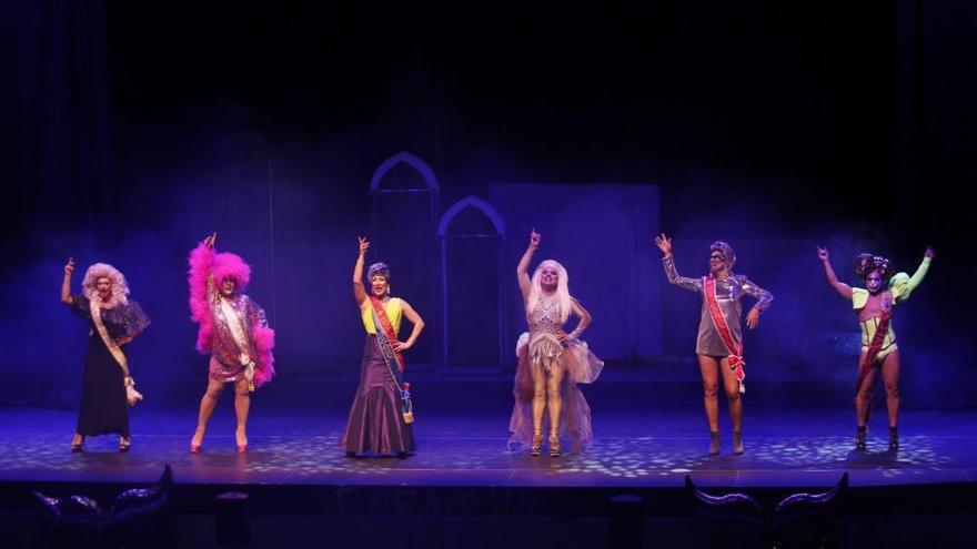 «Sirio Star» gana la décima edición de la Gala Nacional Drag Queen de Torrevieja