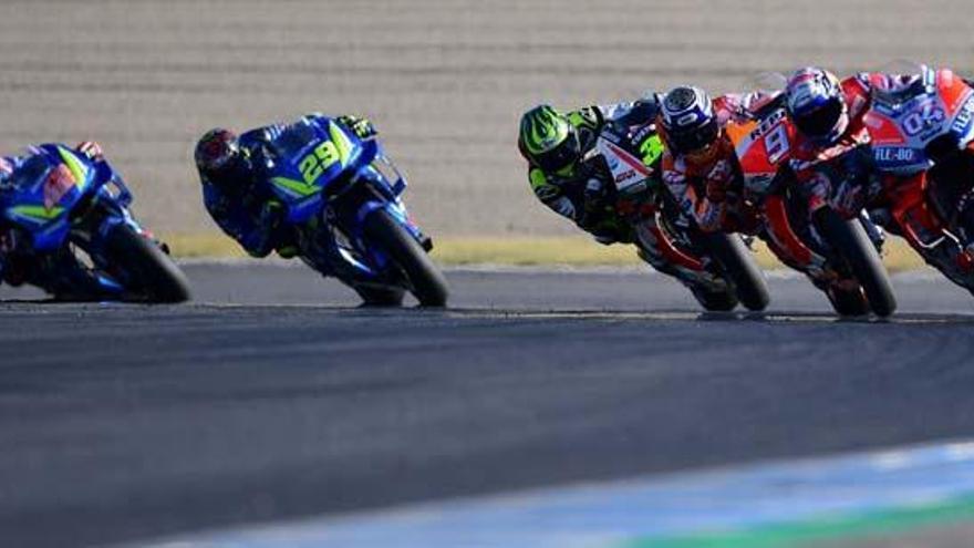 Horarios de MotoGP: Gran Premio de Australia en el circuito de Phillip Island