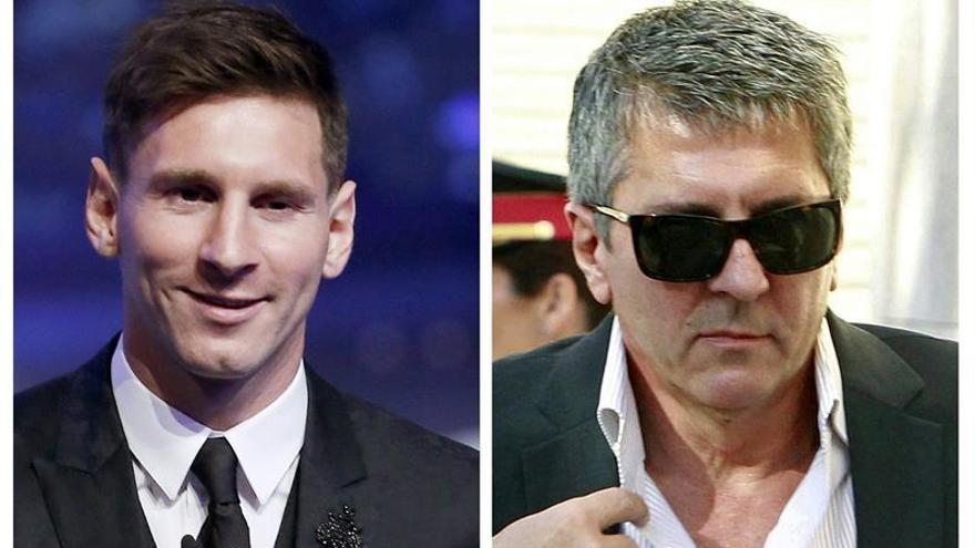 Desestimada la demanda contra Messi por el contrato que regularizó a su padre