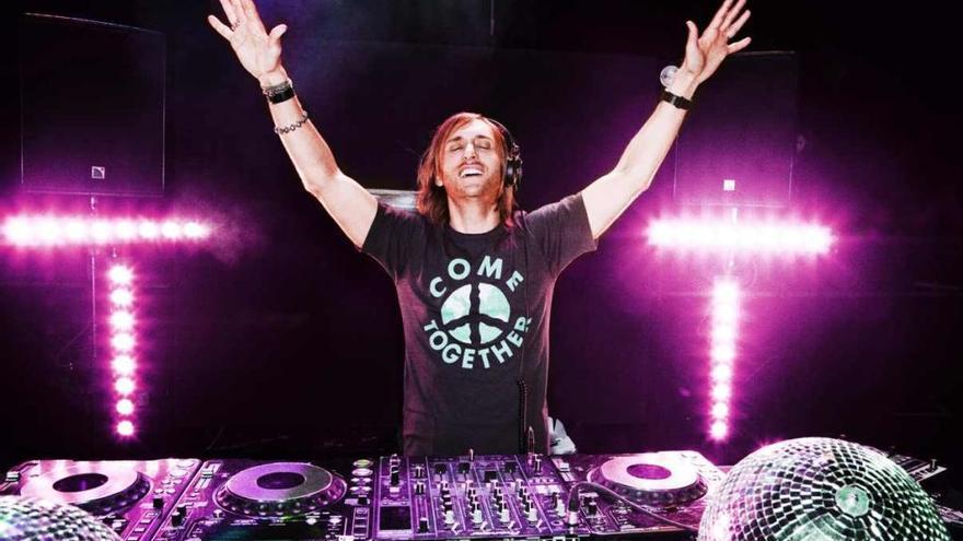 David Guetta actuará este domingo en Magaluf en la que será su única visita a Mallorca en 2018