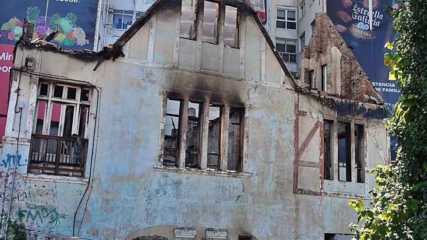 La oposición sostiene que el derribo de Casa Carnicero vulneró normas