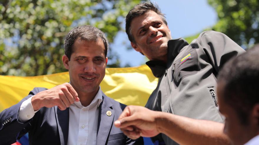 L'opositor Leopoldo López es refugia a l'ambaixada espanyola a Caracas