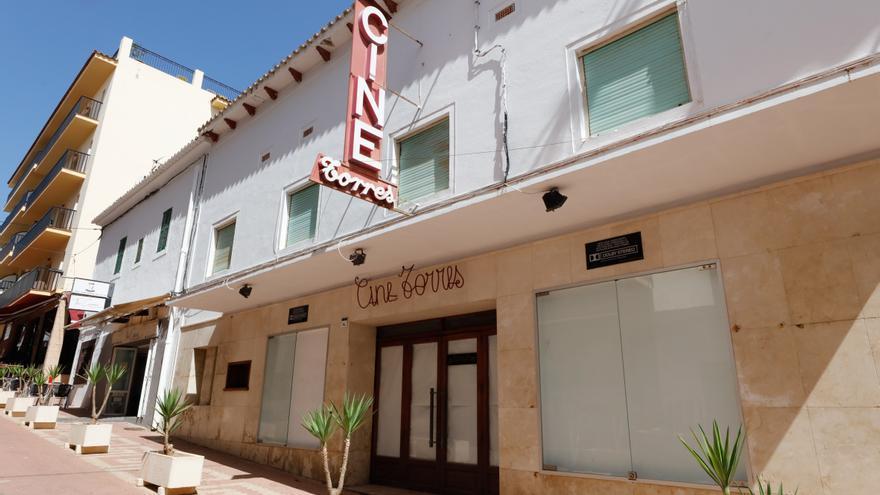 Sant Antoni intenta de nuevo la compra del cine Torres para reconvertirlo en un auditorio
