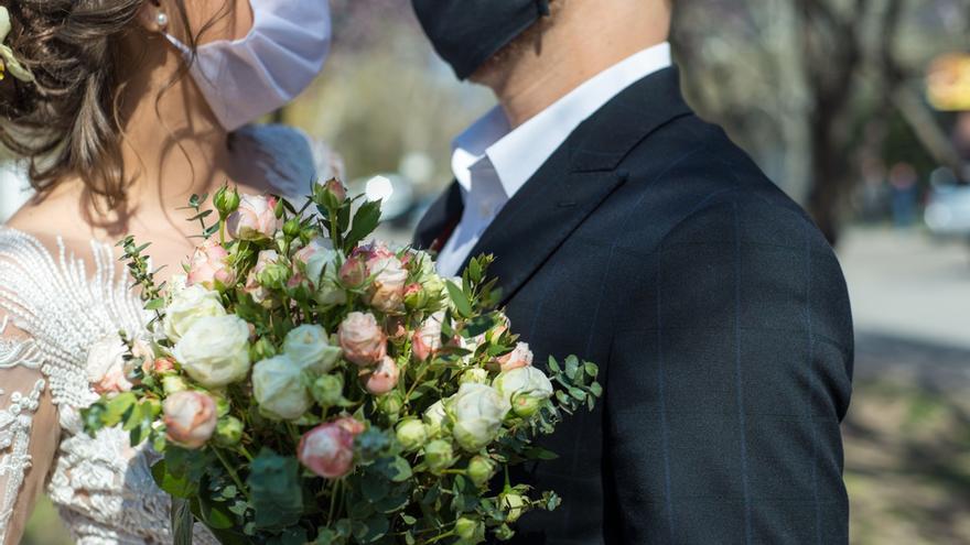 Así afectan a bodas y otras celebraciones las nuevas medidas de Sanitat contra el coronavirus