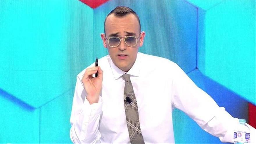 """Risto estalla tras el terremoto político: """"¡Me da vergüenza! Es un baile de sillones"""""""