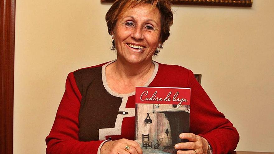 Fallece a los 73 años la maestra y autora de relatos Mª Nieves Pla