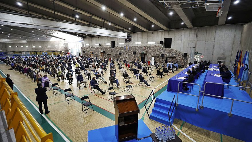 El Centro Asturiano invertirá un millón en tres años para mejorar las instalaciones