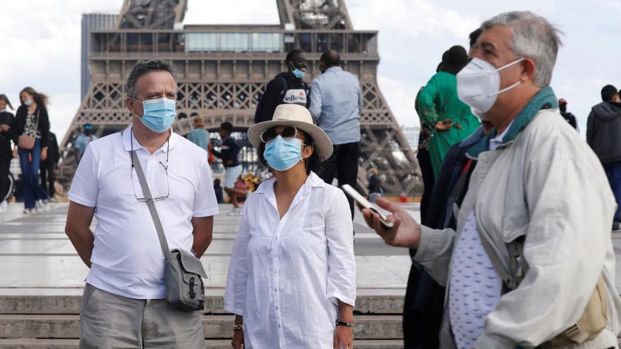 Francia sufre un nuevo repunte: 7.379 casos en un día