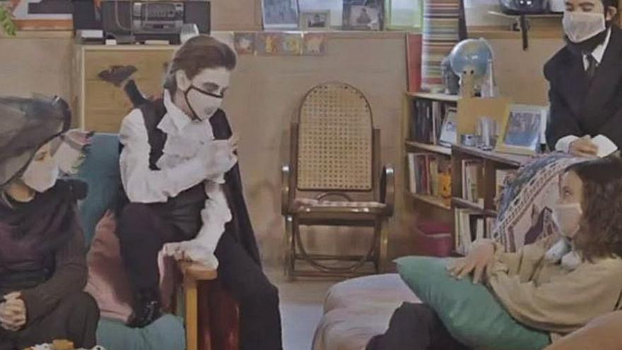 Els alumnes de 2n cicle de Fonollosa estrenen «Dracs bruts» al cine