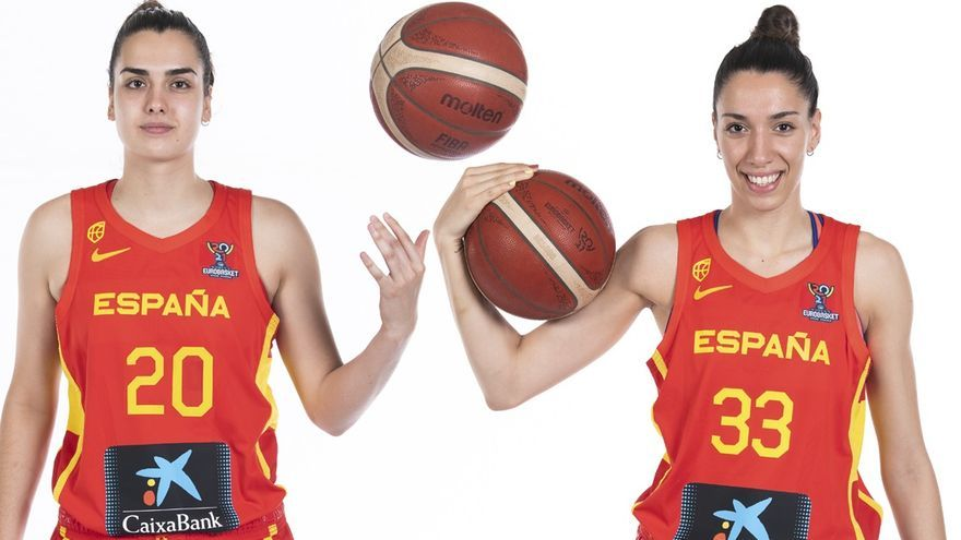 Laura Quevedo y Paula Ginzo, exjugadoras del Al-Qázeres, completan la plantilla de España