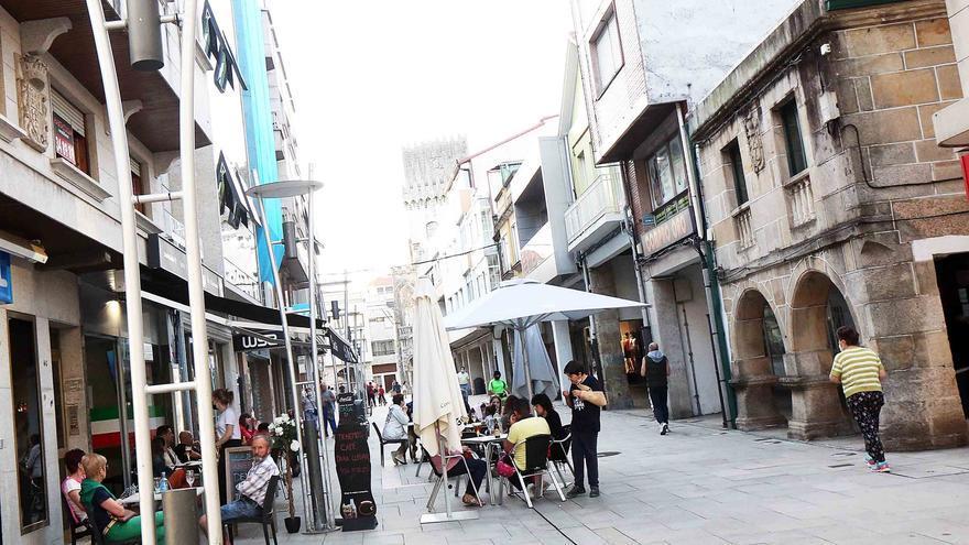 Luz verde a otras 27 ayudas a locales cerrados por la pandemia en Porriño
