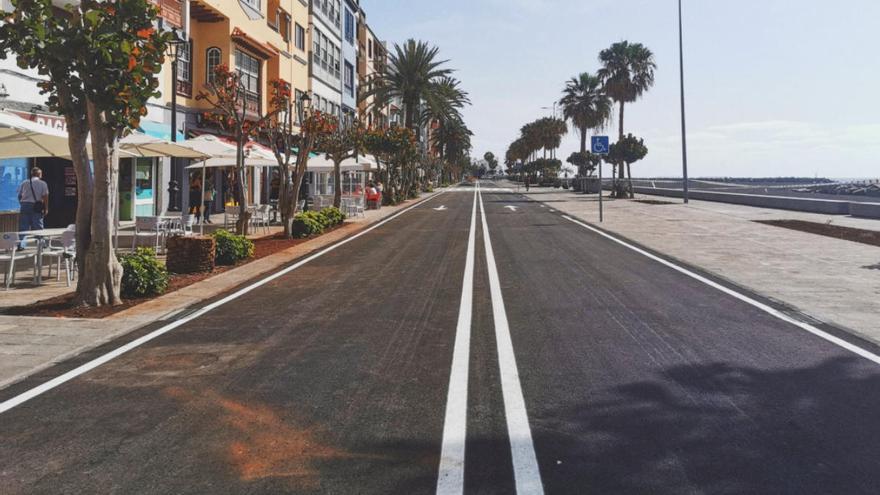 Inaugurado el Paseo de las Estrellas en Santa Cruz de La Palma