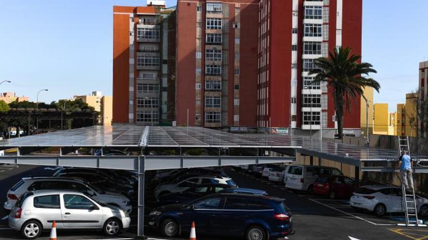 Los minihuertos solares en las azoteas públicas ahorrarán 25 millones al año