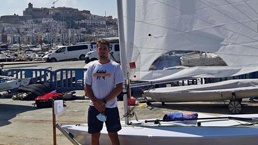 El regatista Carlos Roselló deja la alta competición