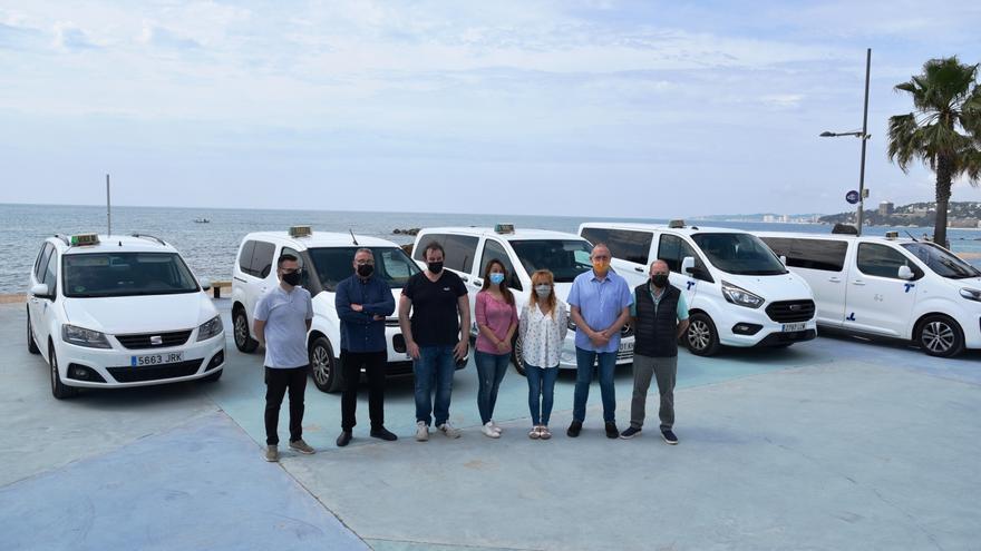 Neix l'Associació de Taxis de Palamós, Calonge i Sant Antoni