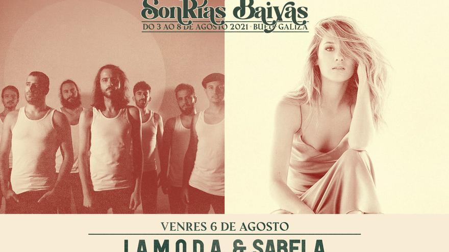 SonRías Baixas - La M.O.D.A. + Sabela