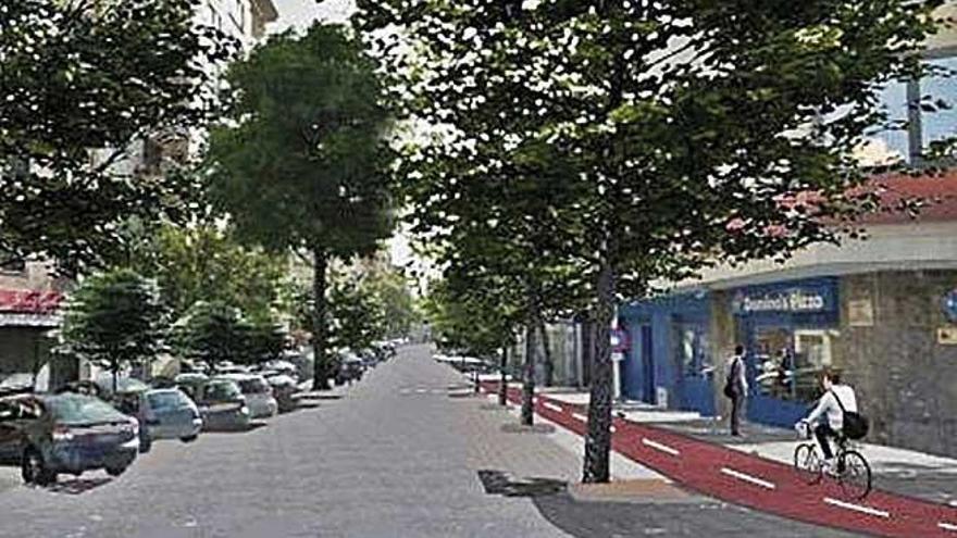 Adjudicada la remodelación de la calle General Ricardo Ortega