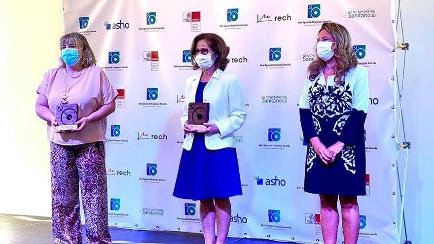 Els hospitals de Palamós i Figueres premiats entre els millors d'Espanya