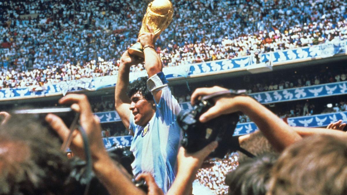 «Diego Maradona  es eterno»