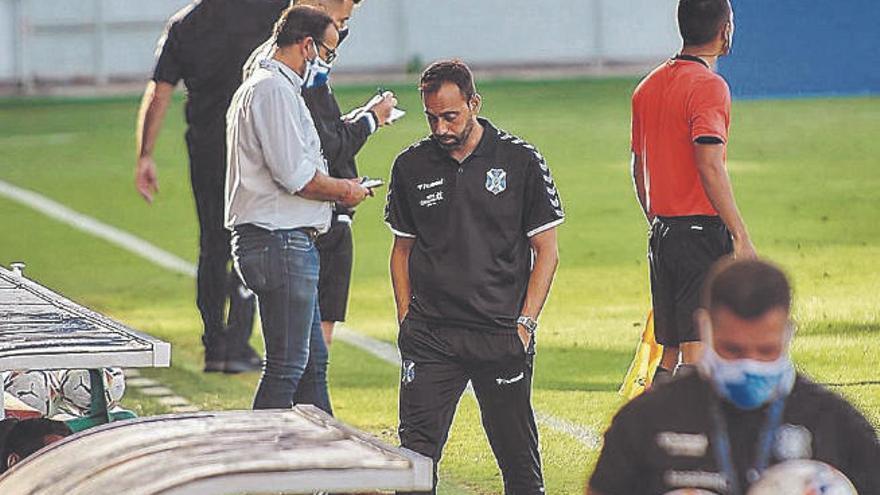 """Fran Fernández advierte de que Sporting es un """"equipo muy fuerte y solvente"""""""