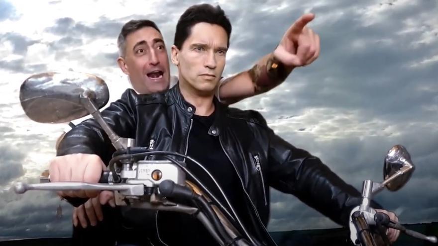 """Terminator, el mejor """"embajador"""" de Villalpando"""