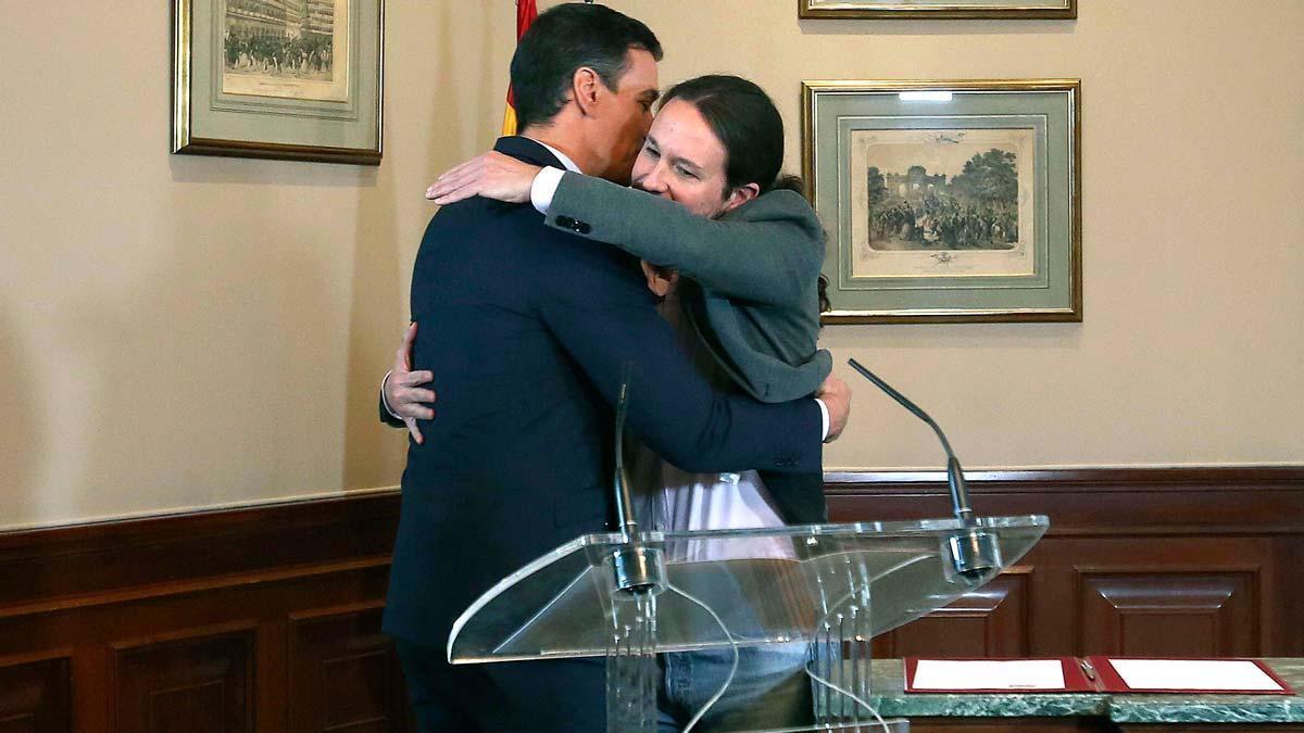Acuerdo entre PSOE y Podemos: Iglesias, vicepresidente