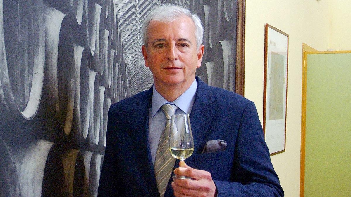 Javier Martín, Presidente del Consejo Regulador de Montilla-Moriles.