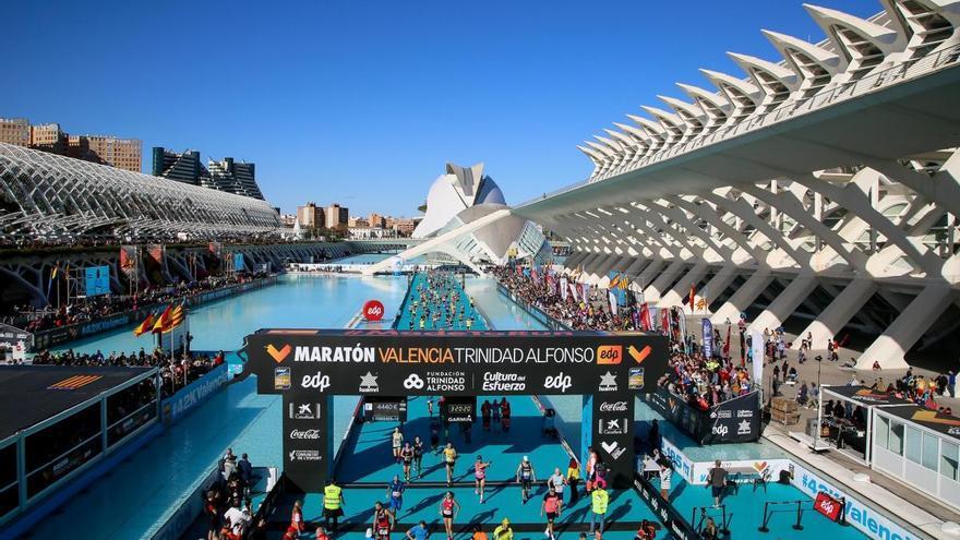 Maratón Valencia celebrará una prueba élite en diciembre