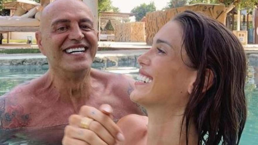 El último topless de Marta López arrasa en Instagram