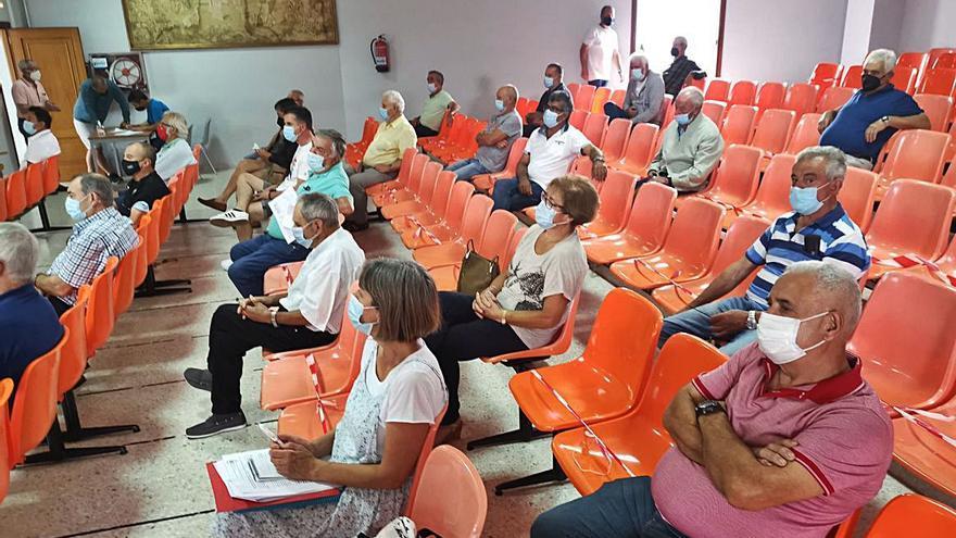 Comuneros de Beluso convocan elecciones para el 8 de agosto