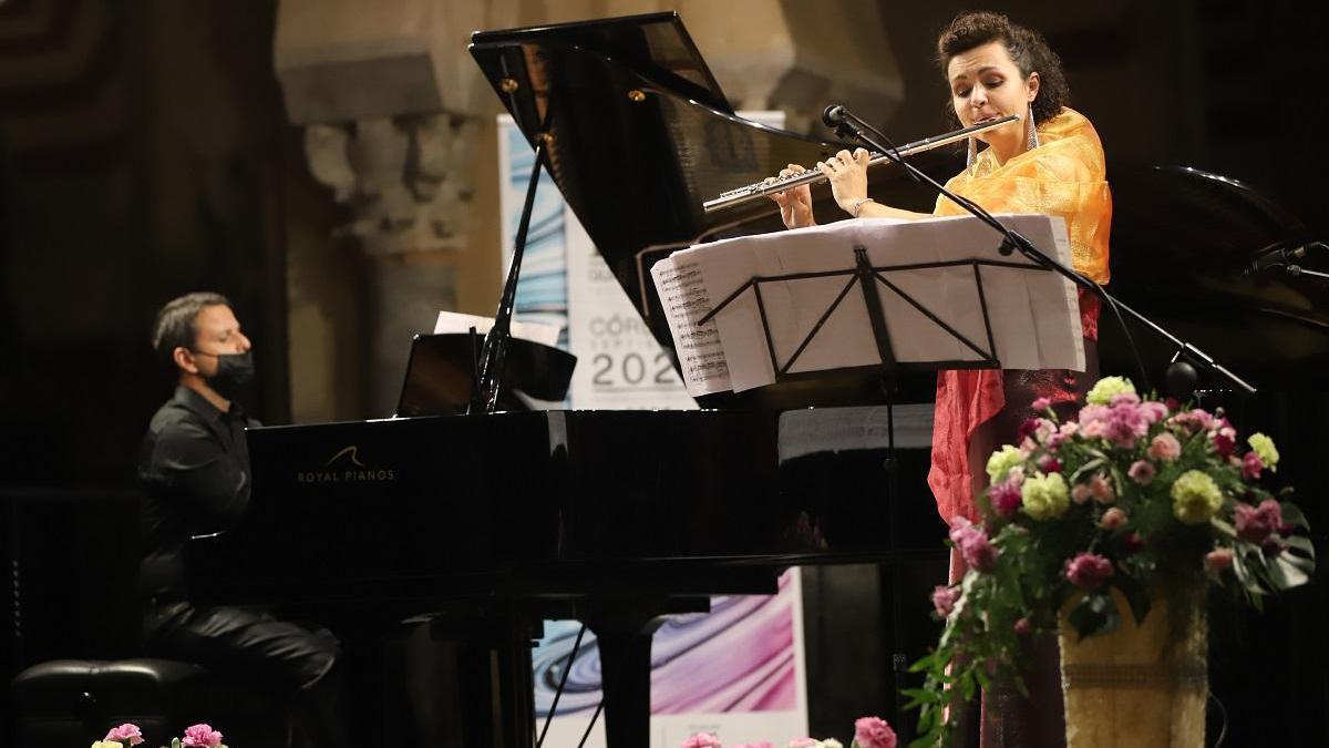 El Festival Internacional de Piano Guadalquivir cierra con tres estrenos absolutos