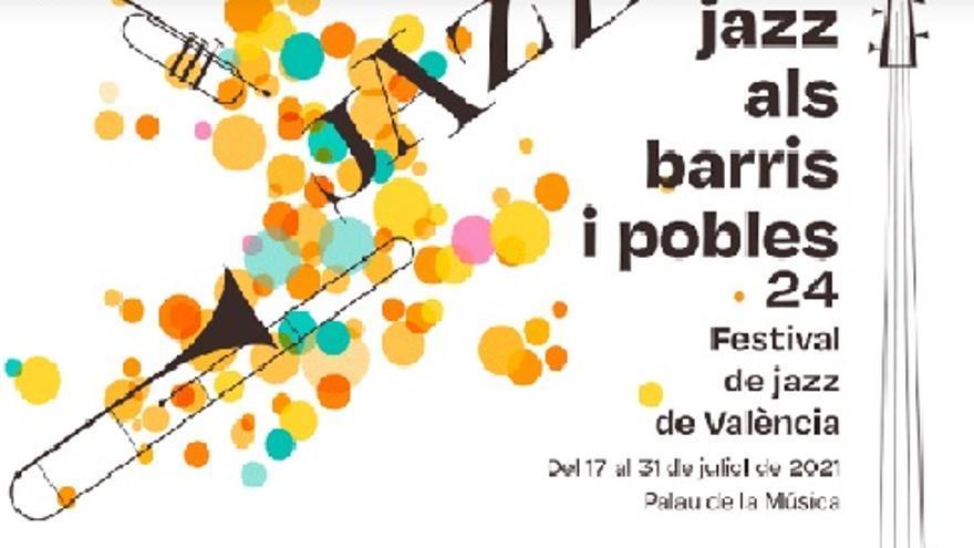 XXIV Festival de Jazz Valencia 2021