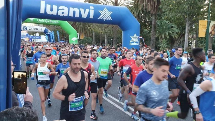 Suspendido el Maratón de Málaga 2020 por el coronavirus