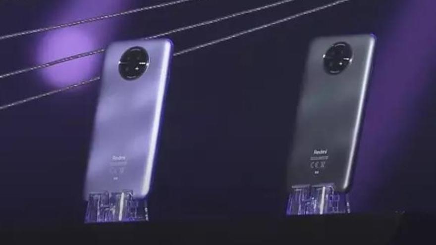 Xiaomi presenta Redmi Note 9T, un gama media preparado para el 5G