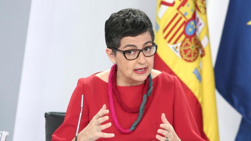 El Gobierno se desmarca del manifiesto en defensa de Juan Carlos I