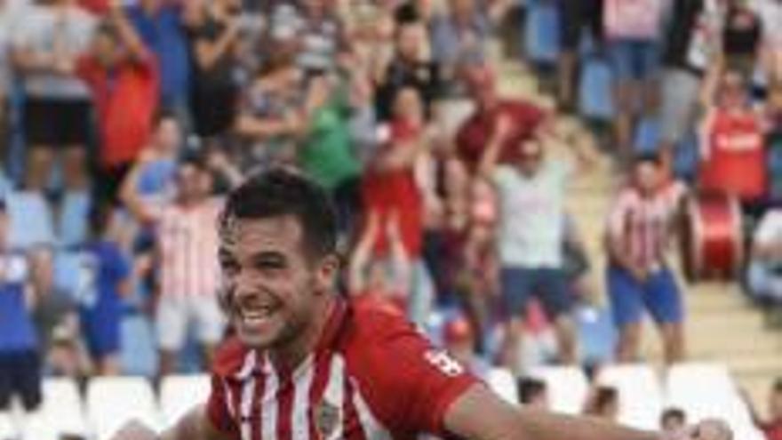 Álvaro Giménez logra el «Pichichi»