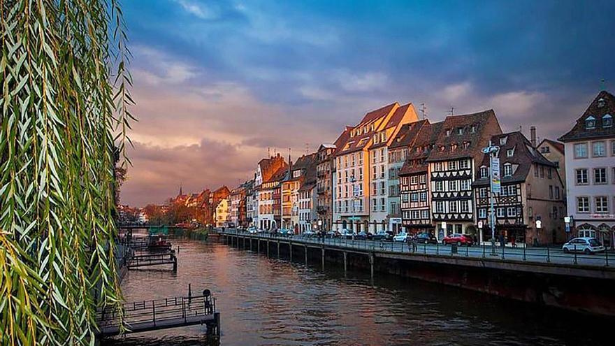 Estrasburgo Cañones y Beethoven