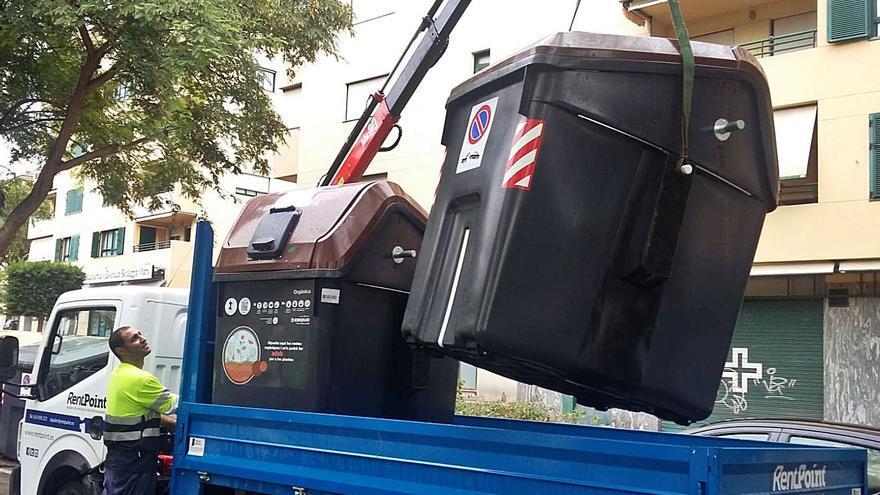 El nuevo canon de residuos gravará el recibo a los domicilios que no reciclen