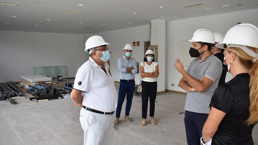 El nuevo Centro del Mayor de Alhaurín contará con bar-restaurante y servicio de peluquería
