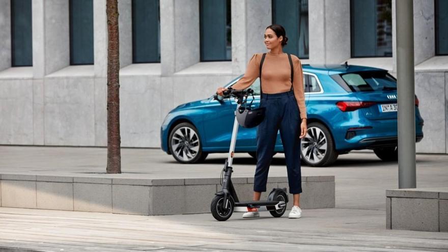 Audi e-scooter 2021: el patinete eléctrico de Audi ya tiene precio en España