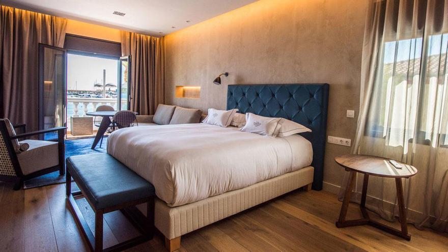 Hoteles, un negocio en venta