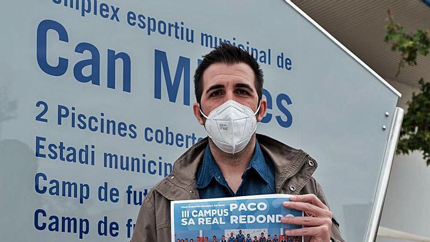 Paco Redondo: «La educación deportiva de los chicos de Ibiza me sorprende»