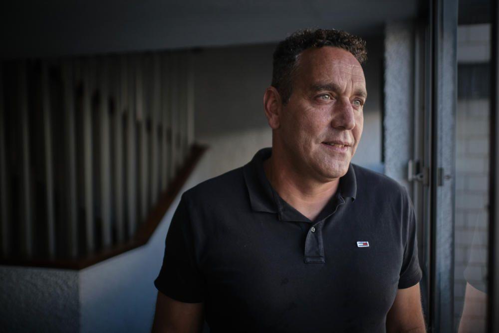 Francis Díaz, entrenador del Granadilla.
