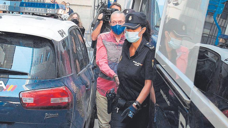 El jurado resuelve la suerte de la 'viuda negra' de Alicante tras cinco días de juicio