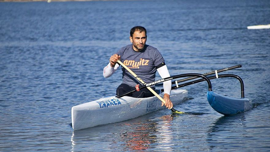 El Piragüismo Aldán logra dos medallas en Miño