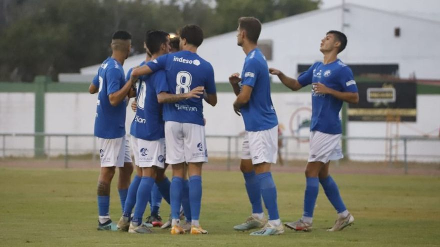El Xerez Deportivo, un duro rival para el Córdoba CF en su debut liguero