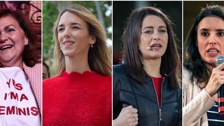 El Congreso con más mujeres de la historia